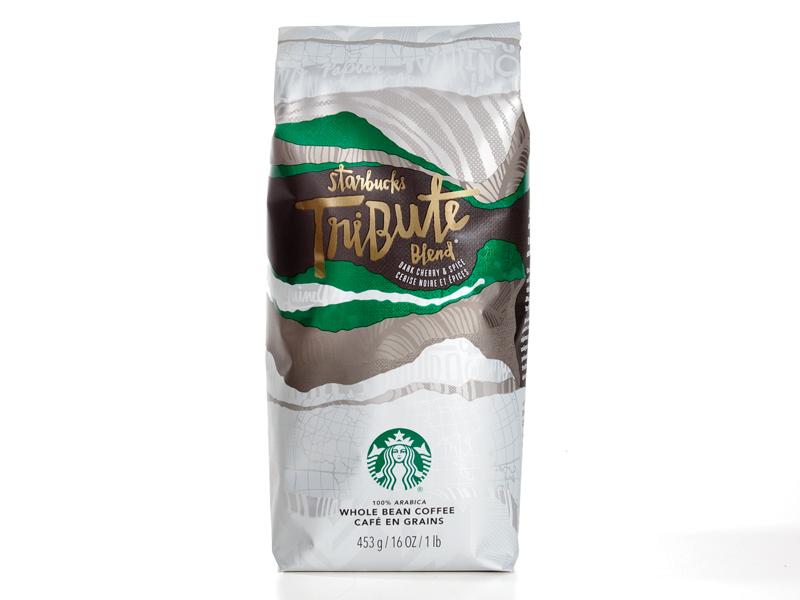 Starbucks Tribute Blend On Behance