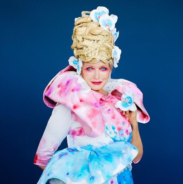 Martha Stewart Halloween Costume 2014 On Behance