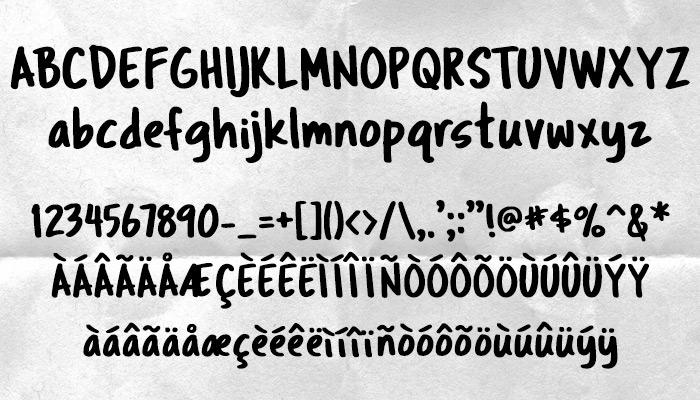free Free font Typeface handwriting Marker marker pen pen handwritten Magic Marker