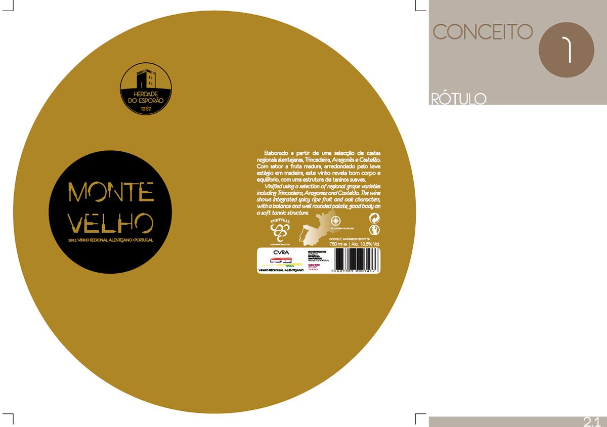 Communication Design wine label Wine Packaging