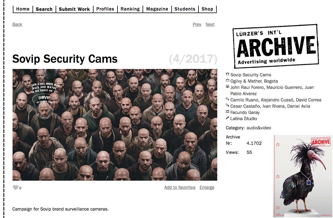 security cameras old women crown prejudice HD Cannes bald Witness