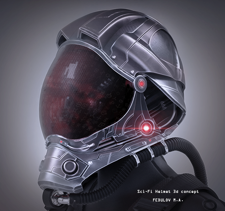 Sci Fi Helmet 3d Concept On Behance It's hugely satisfying to see how many of you have watched the training, applied what you've learned. sci fi helmet 3d concept on behance