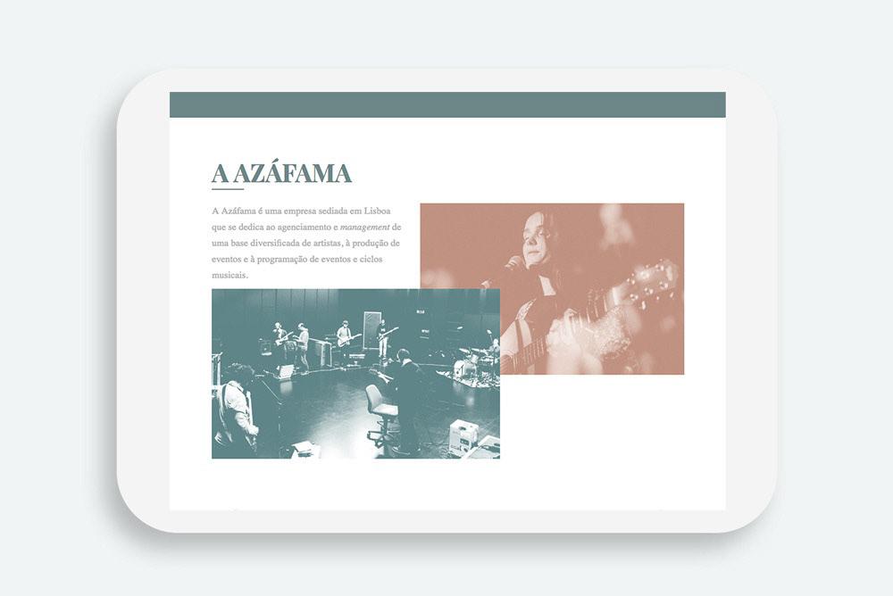music Web Design  web development  agency artist mobile Responsive