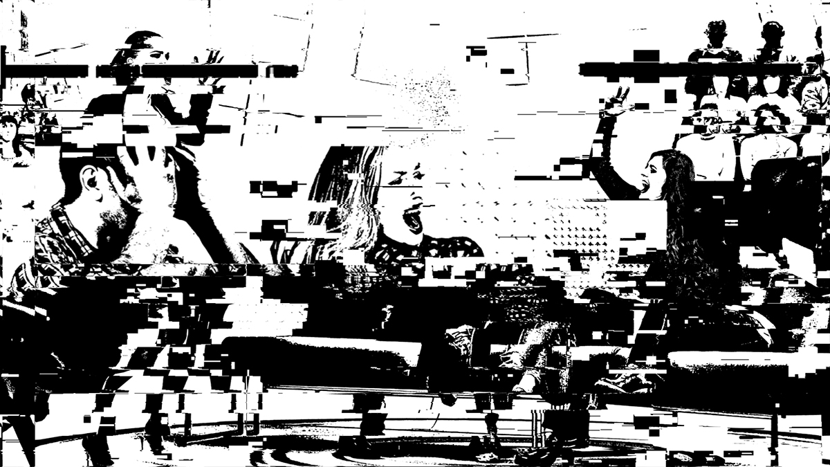 black & white,after effects,cinema 4d,el pais