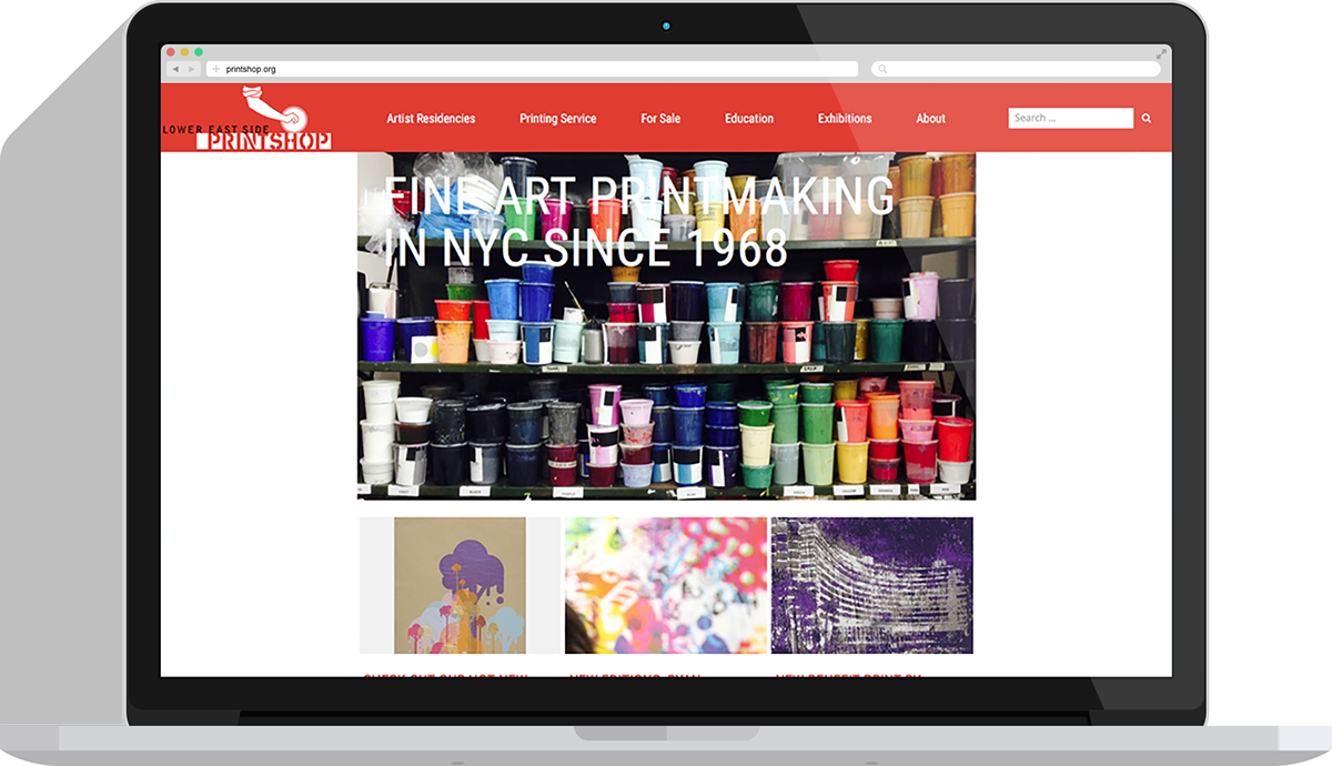 art gallery Art Gallery  Website art sudio artist