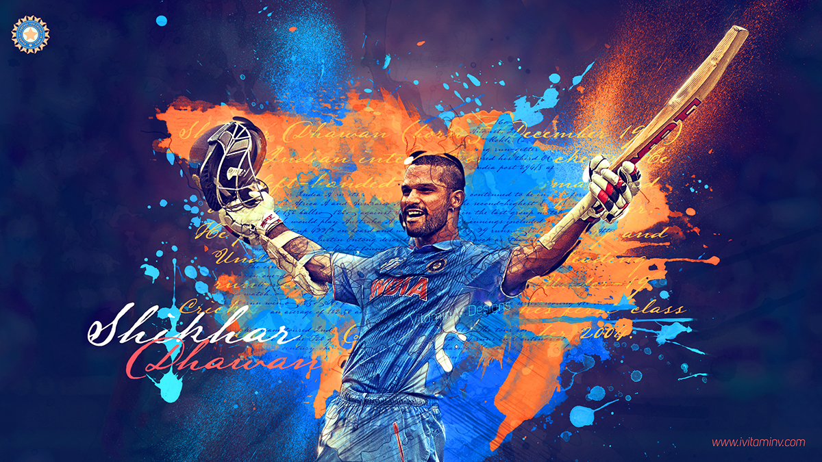 Indian Cricket Hd Wallpapers: Indian Cricket Team Wallpapers On Behance