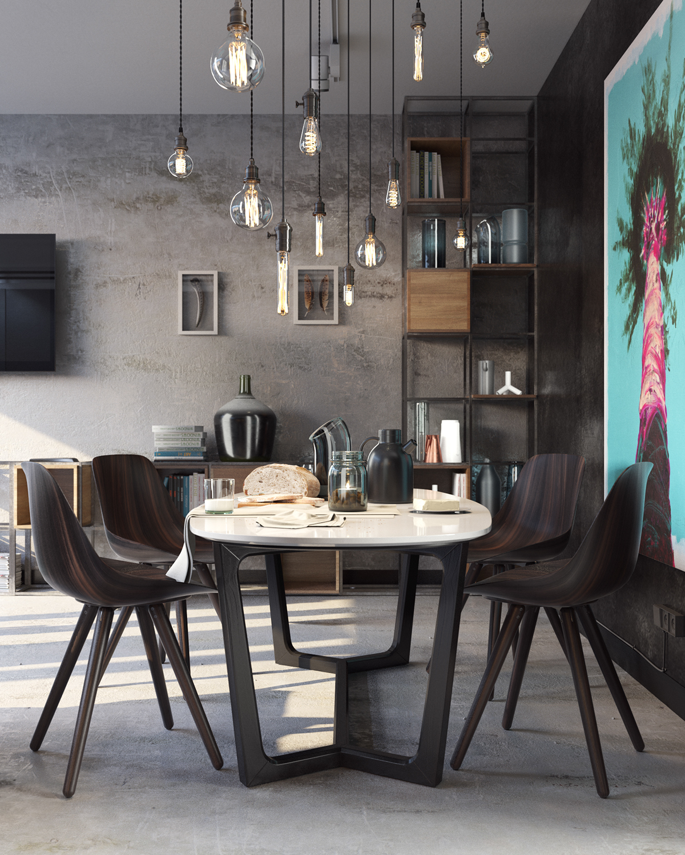 3dmax corona Interior studio Render