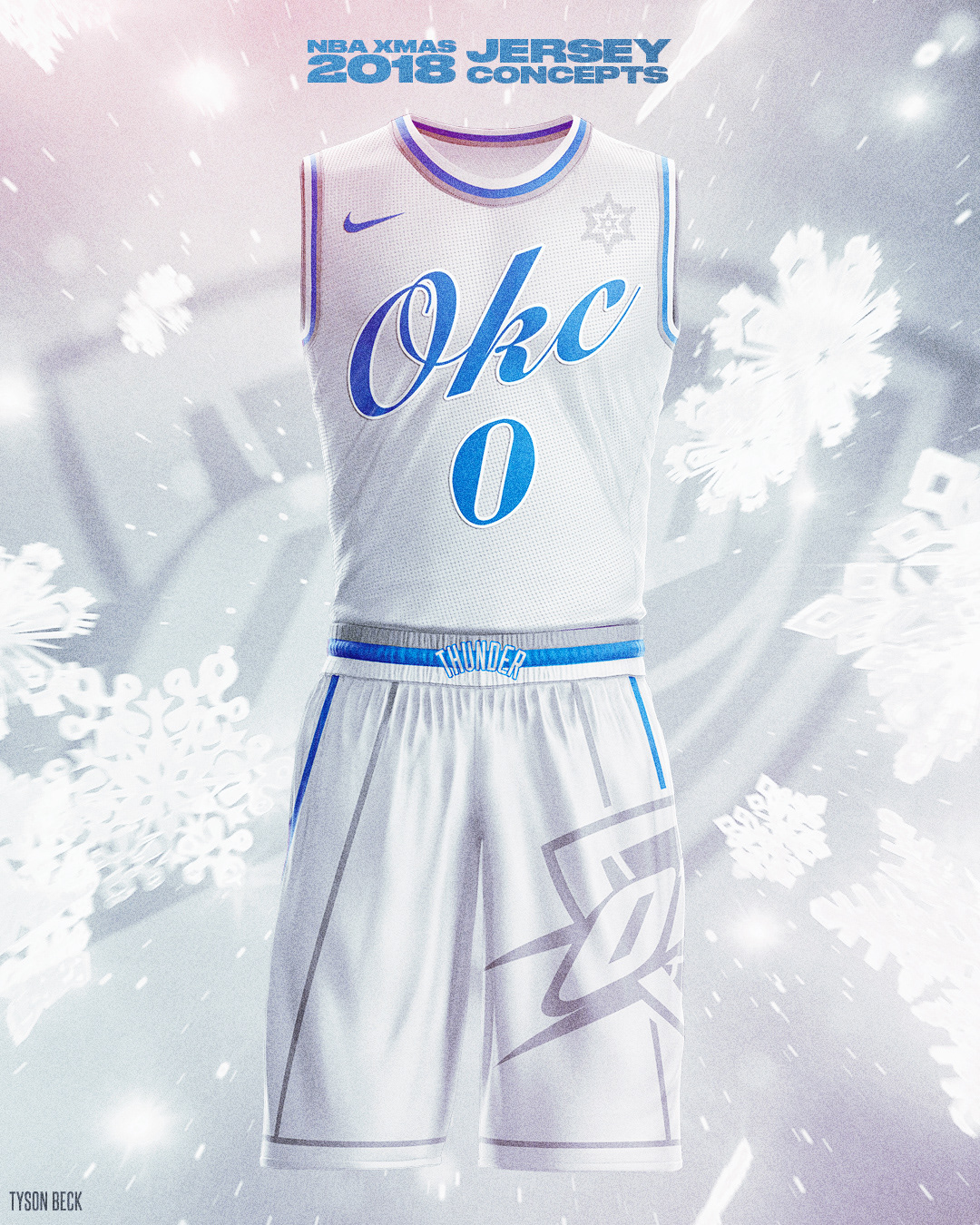 2019 Nba Christmas Jerseys NBA x NIKE 2018 Christmas Day   Jersey Concepts on Behance