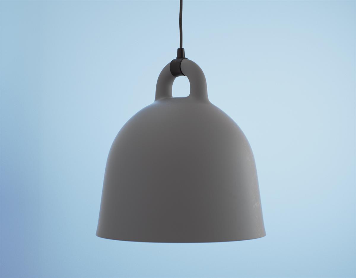 bell lamp normann copenhagen on behance. Black Bedroom Furniture Sets. Home Design Ideas