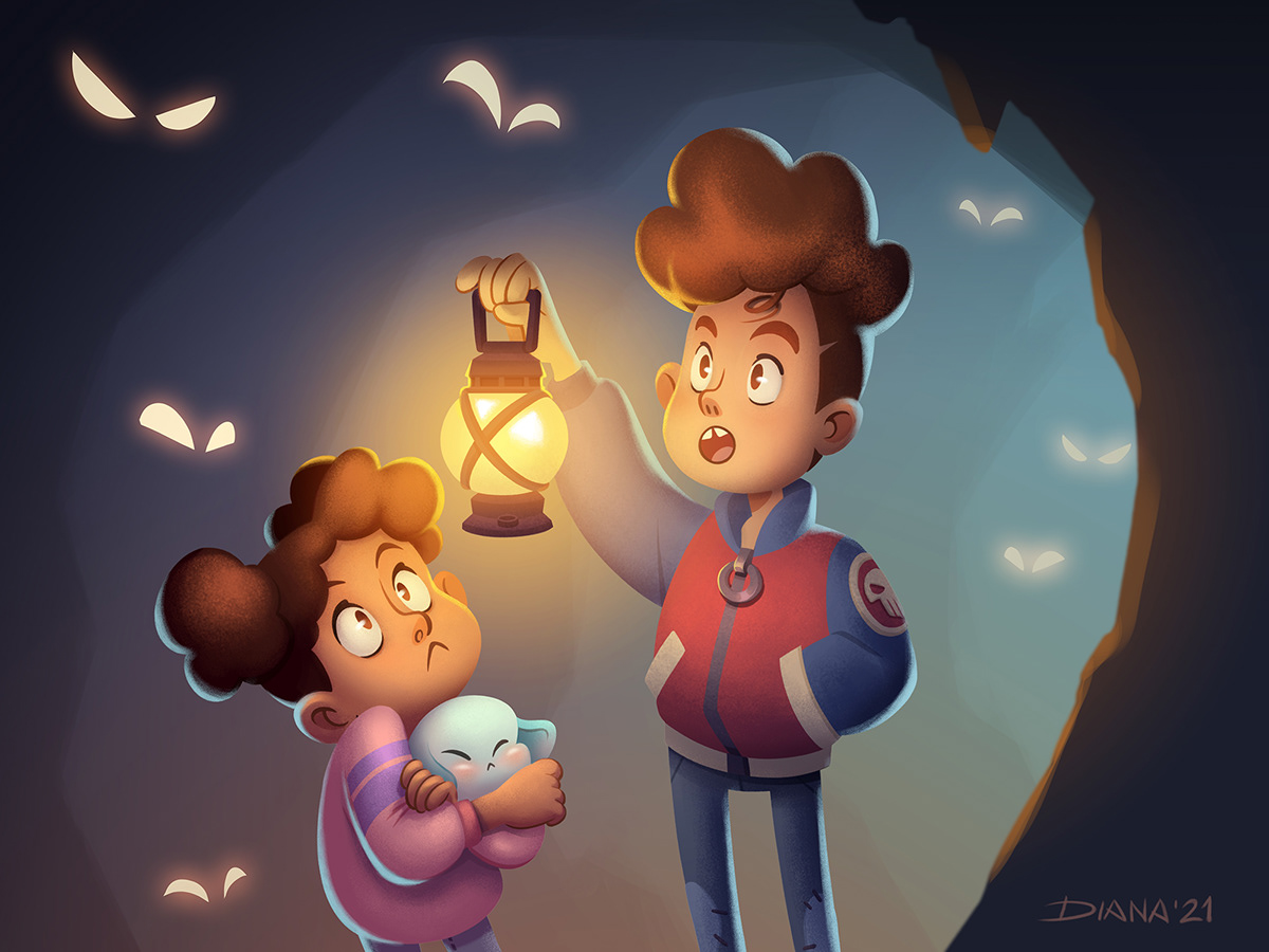 adventure book characters children kids