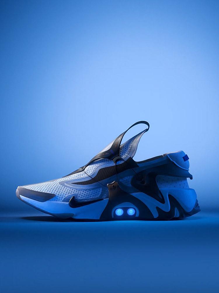 Nike Adapt Huarache Campaign