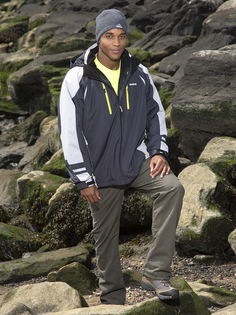 Modell's Sporting Goods Smith's Workwear reebok timberland Beverly Hill's Polo Dennis Kleiman photoshoot