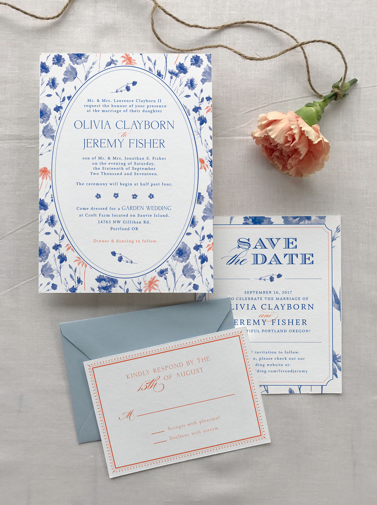 The Liberty Wedding Suite on Behance