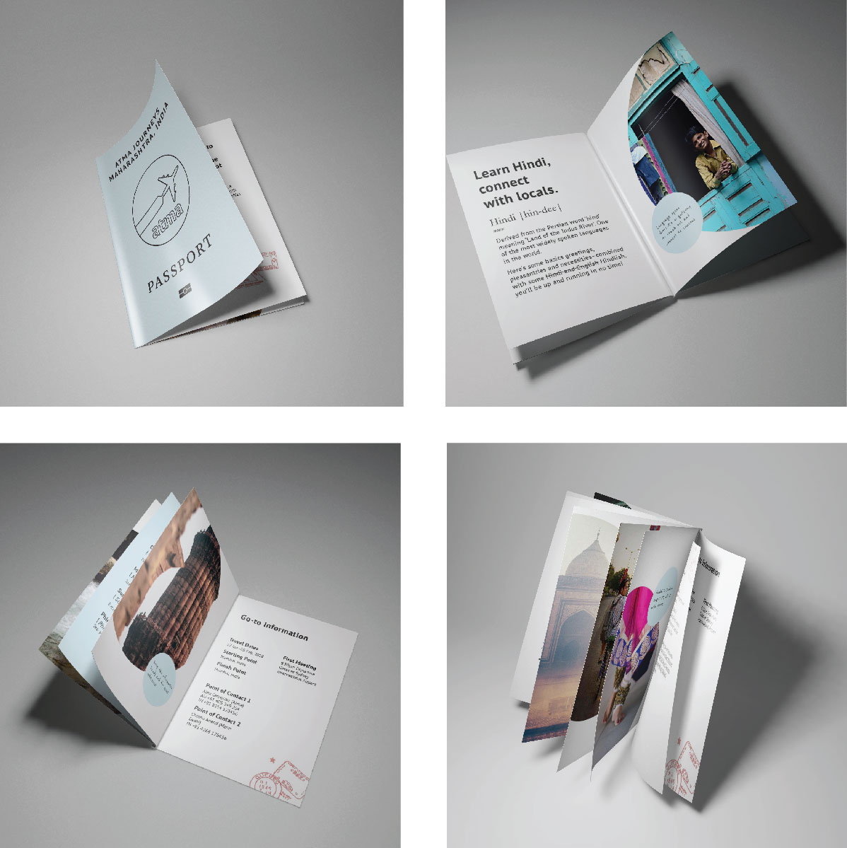 Branding Collateral on Behance
