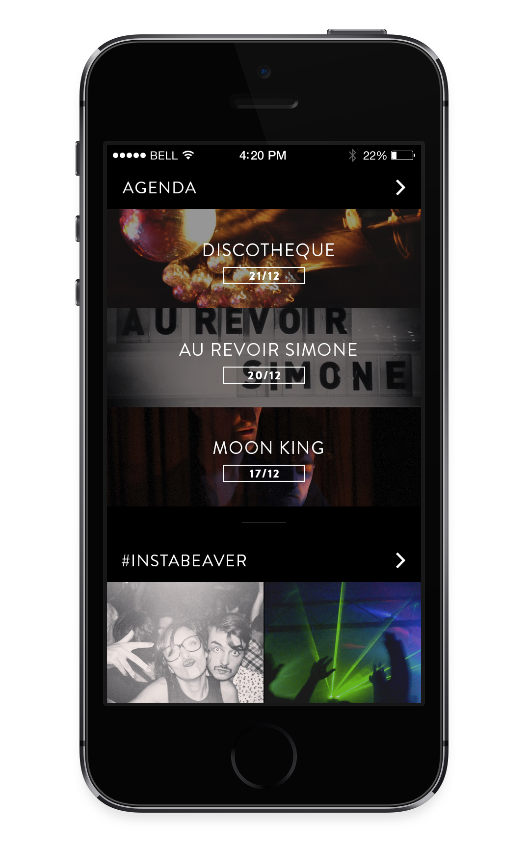 Adobe Portfolio,mobexclusive,UI,ux,app,apple,mobile,service,bars,Entertainment,social network