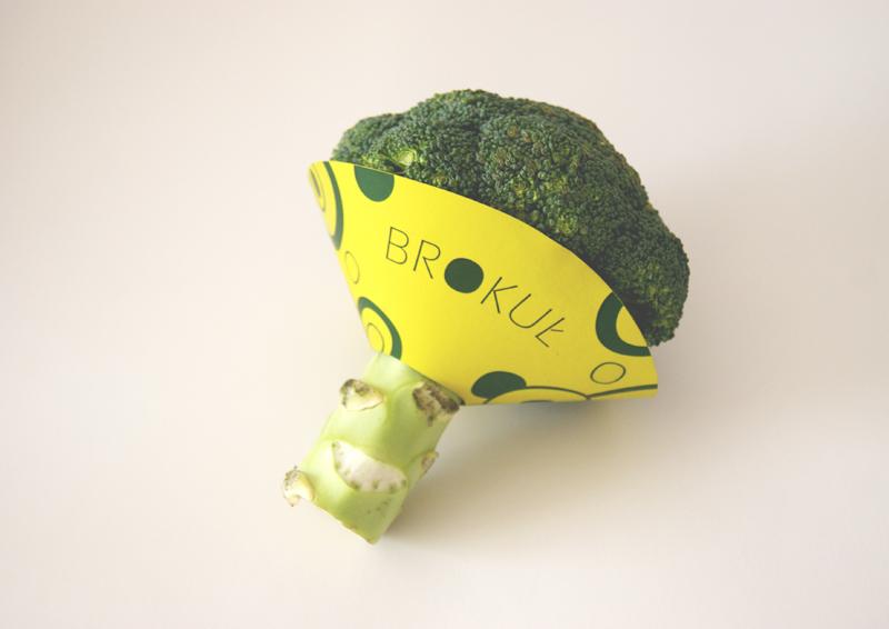 broccoli wrapper Food  vegetables
