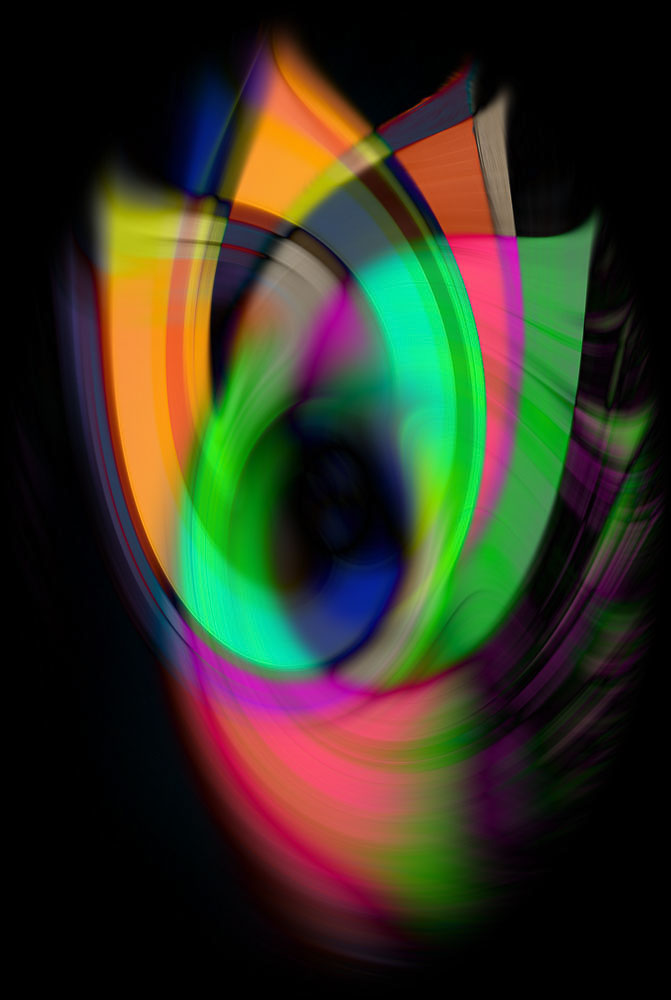 Personal Work Image manipulation abstract