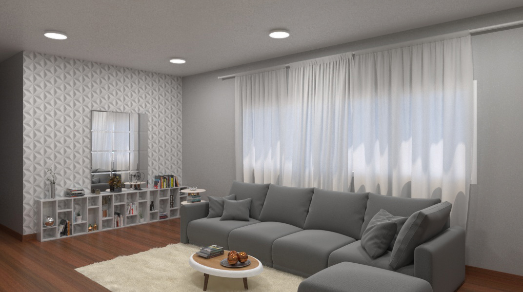 architecture arquitetura de interiores design Interior Architecture interior design  living room projeto online room sala de estar