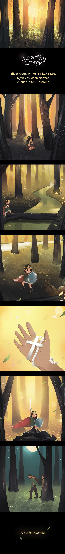 book children's book cuentoinfantil digital work felipedelaluna forest illustrations ilustracion lost woods