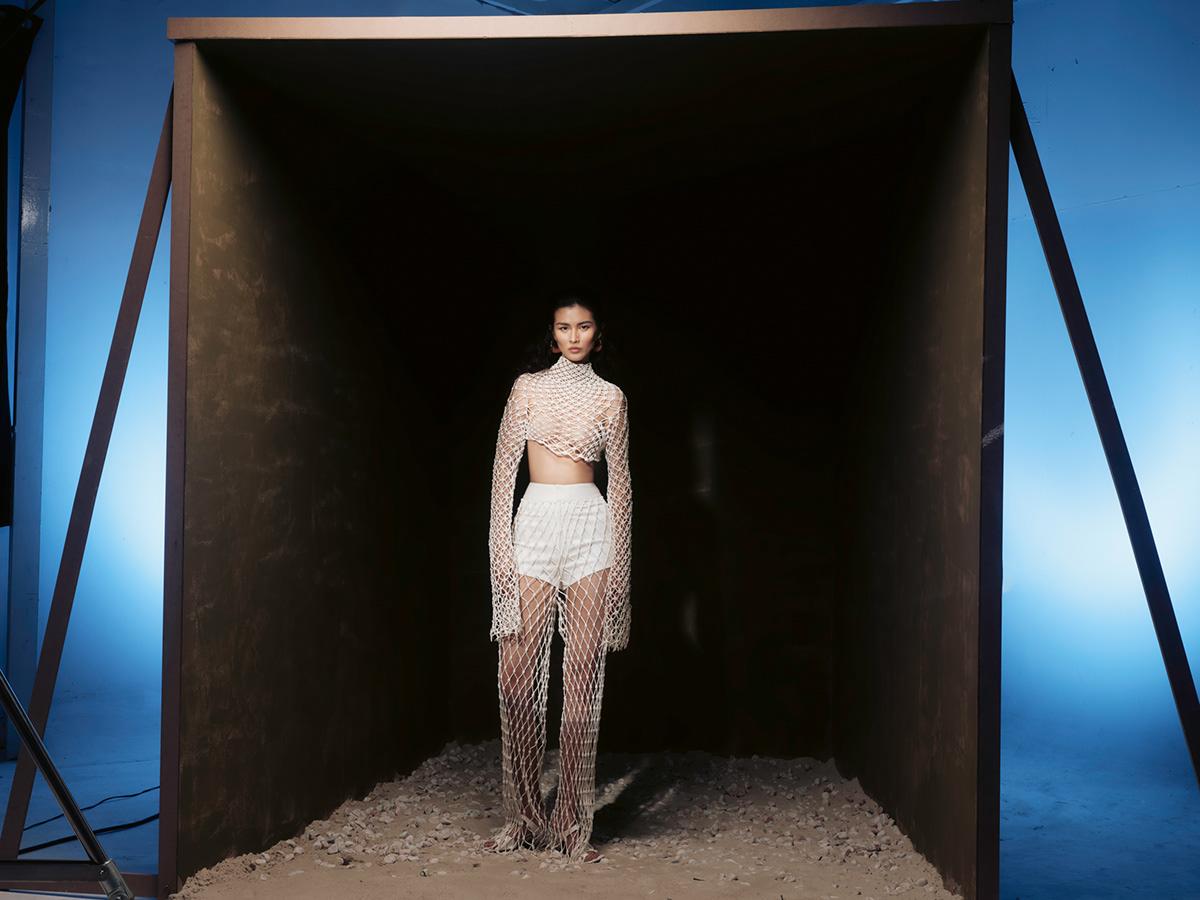 Adobe Portfolio Fashion  haule moda model Photography  photoshop portrait saigon vietnam