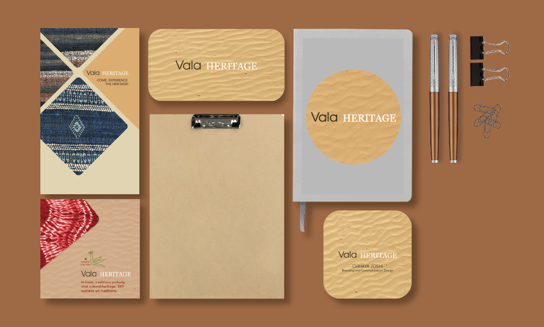 Vala Heritage | Branding | Interaction Design on Behance