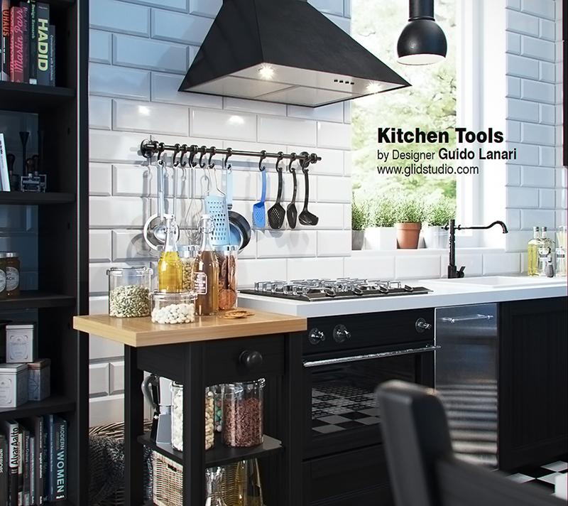 Ikea Kitchen Design Software Free: IKEA Kitchen Study On Behance