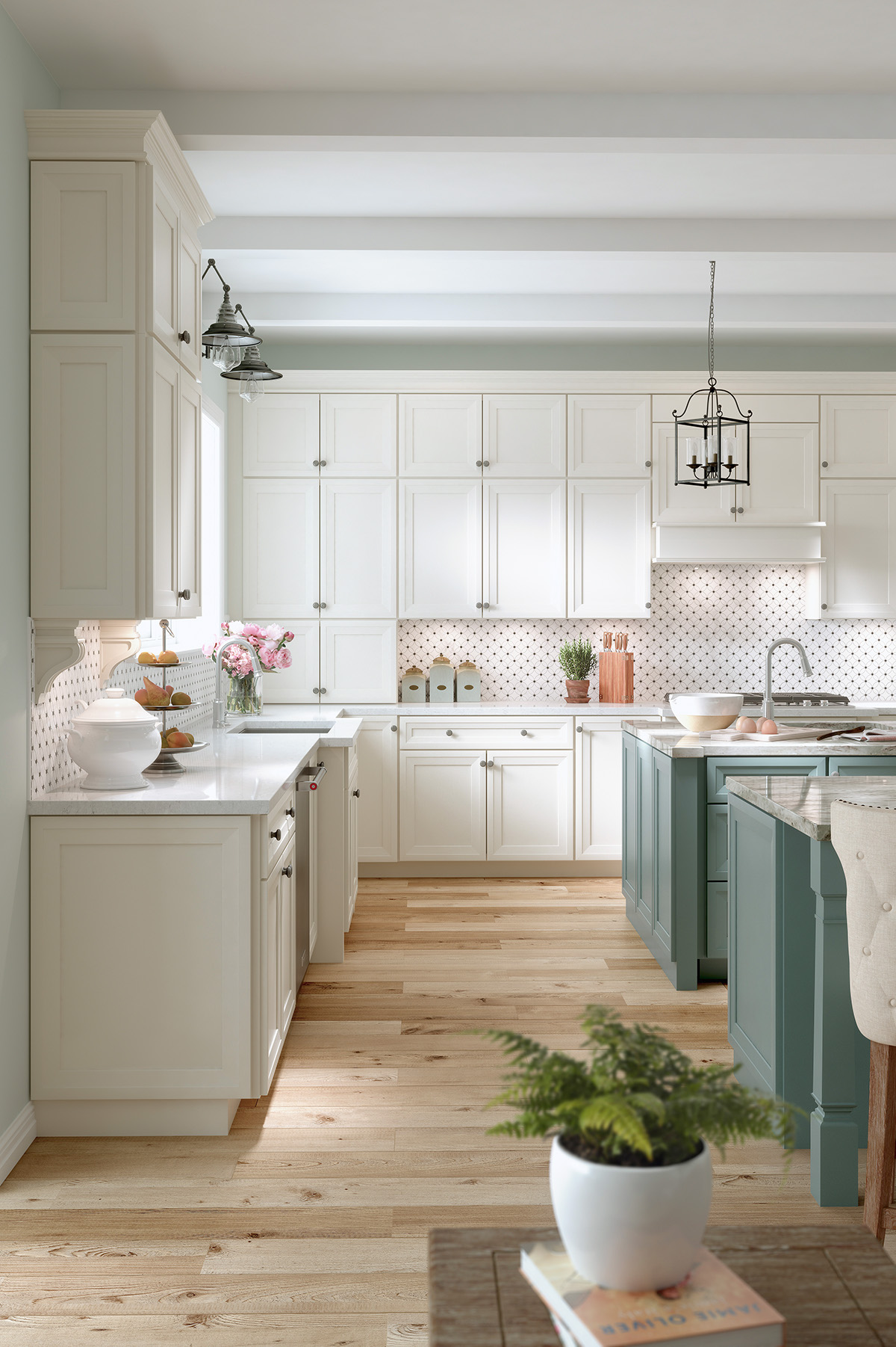 A selection of kitchen CGI projects completed