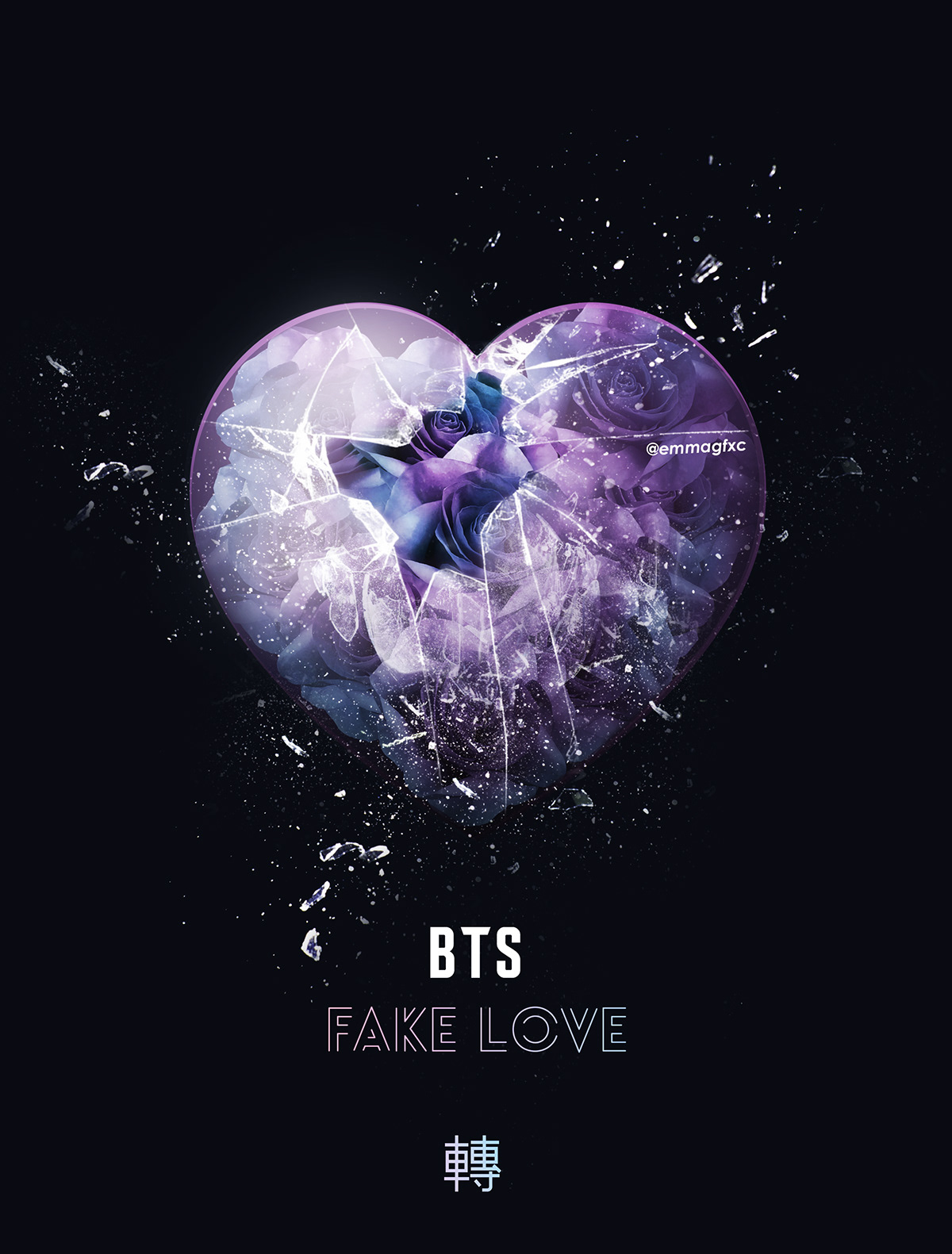 download bts fake love