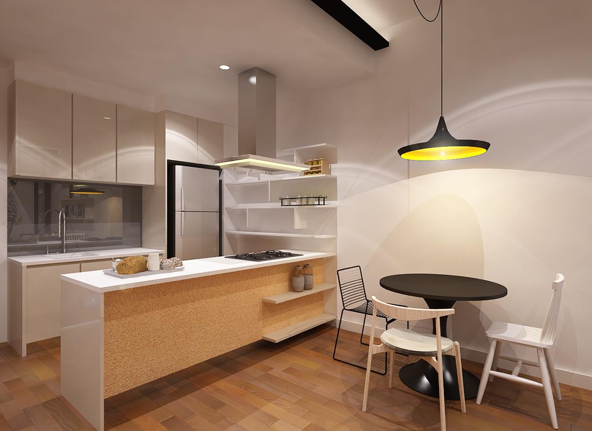 Furniture Design Malaysia malaysian x scandinavian studio home on behance