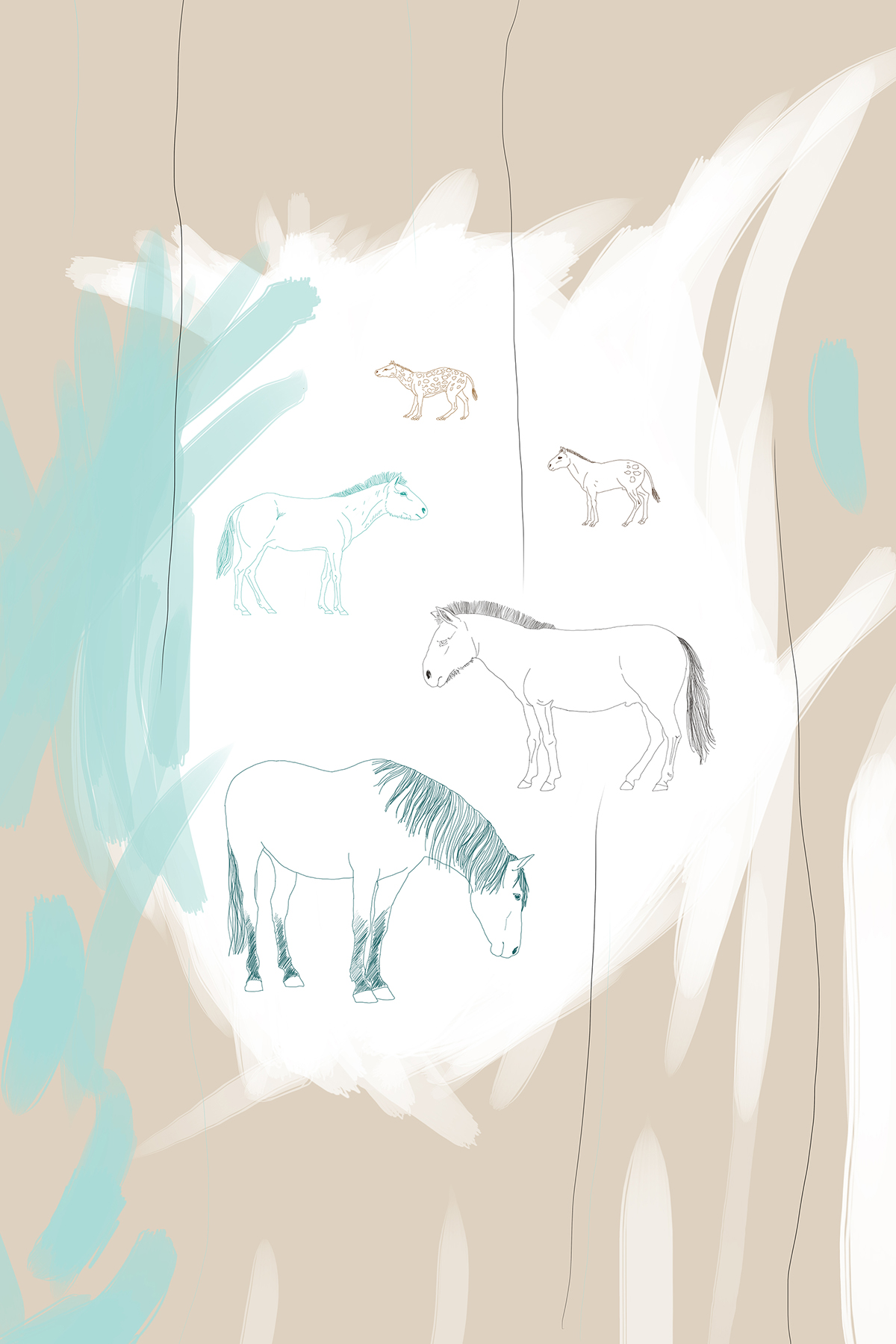 horses history greek polo hittite chariots evolution Mio Cid