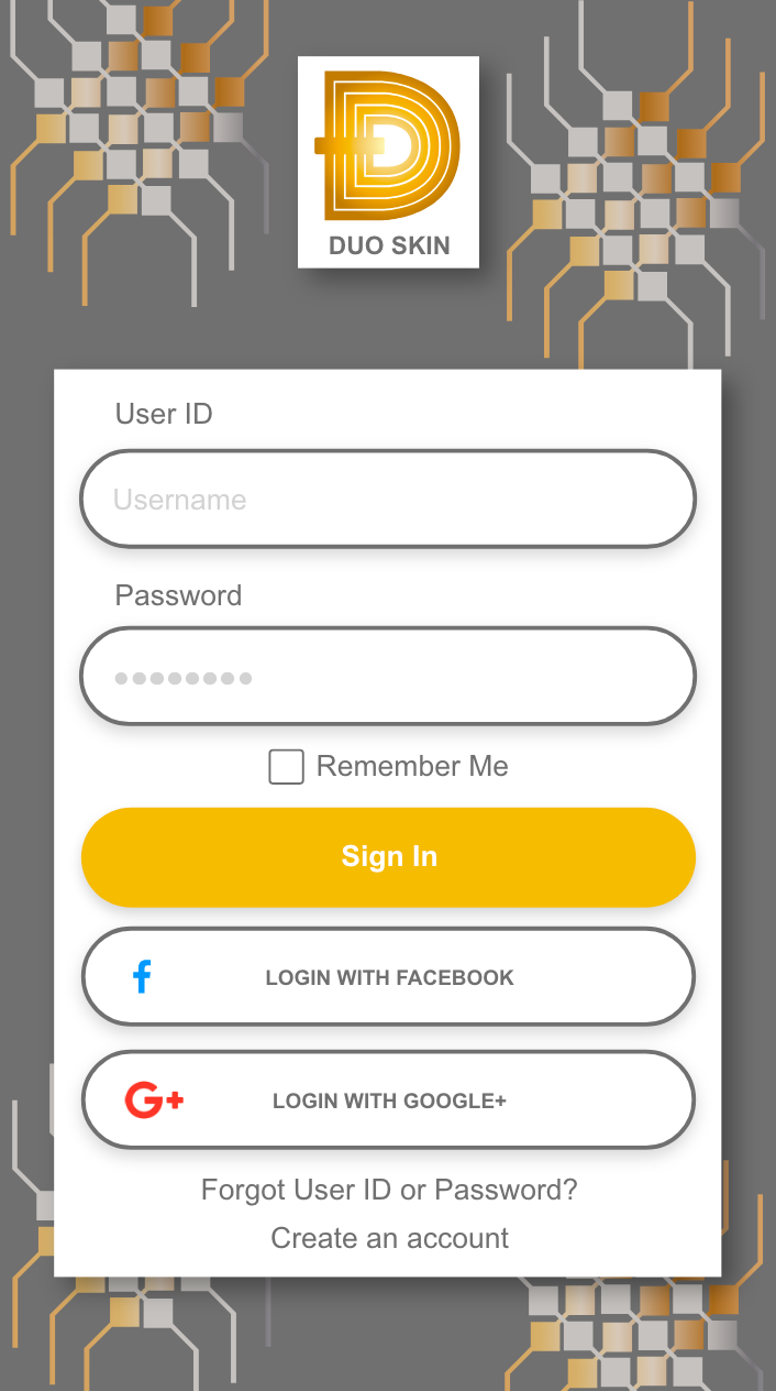 IED App Pitch on Behance