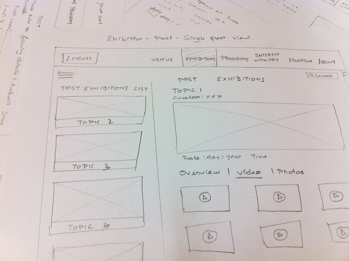A structured and organized wireframe with a legitimate user flow and with a smooth user interface was constructed inorder to design