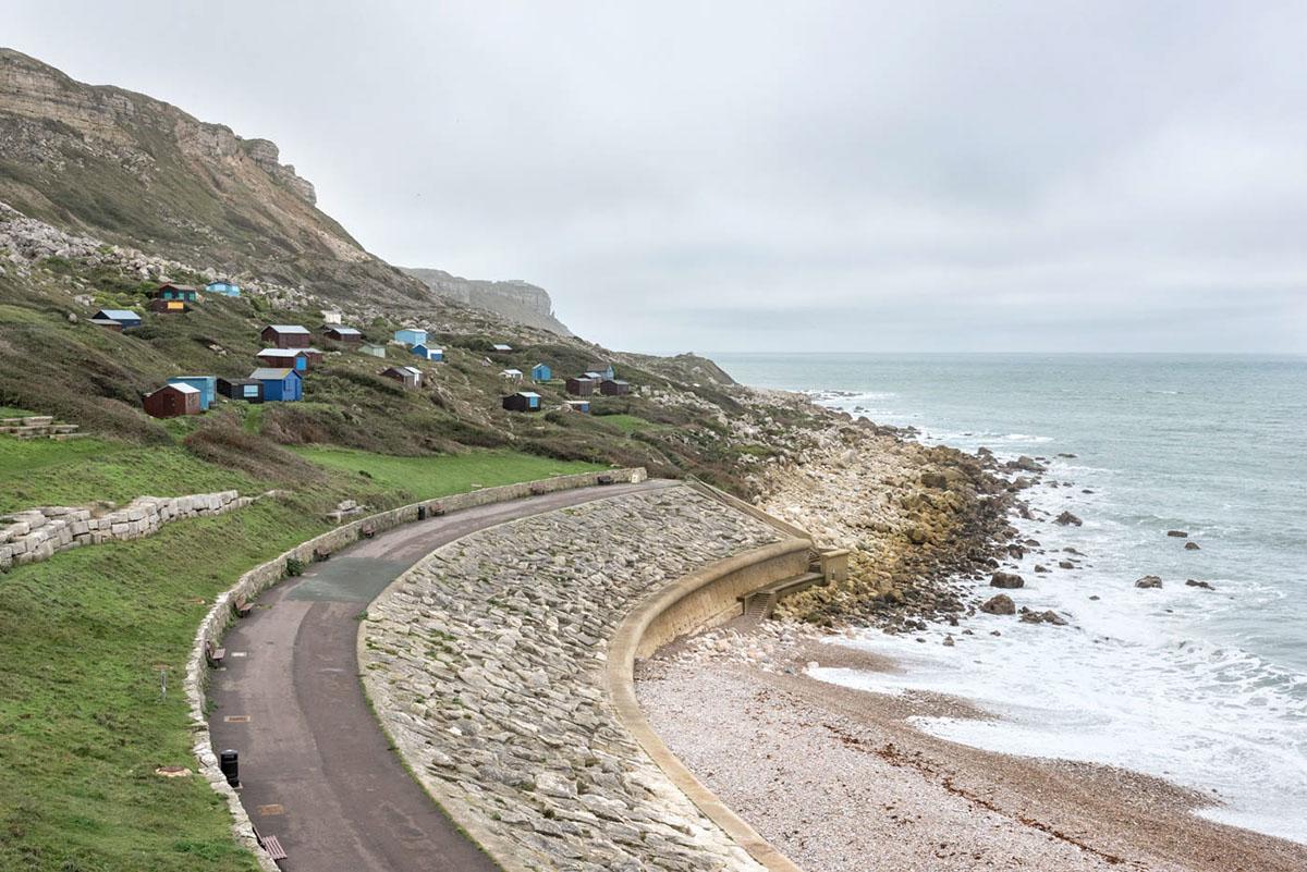 jurassic coast Landscape seascape Legacy rubbish waste environment natural england Dorset devon impact future human interaction studio