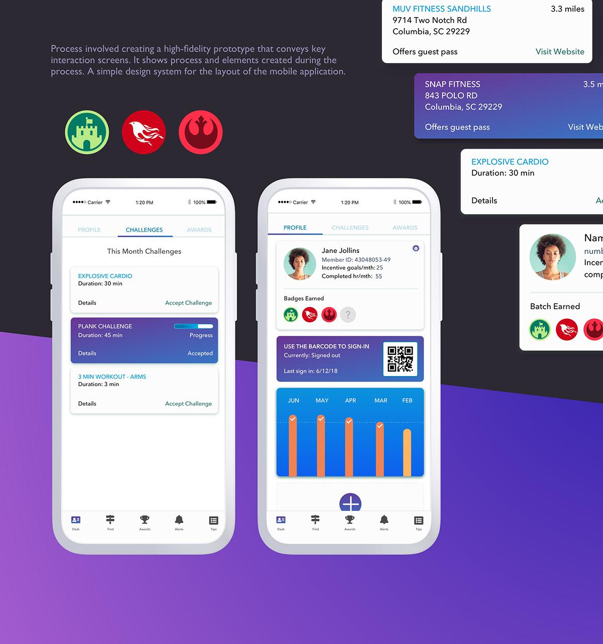 UI,ux,app,design,Web,Health,fitness,mobile