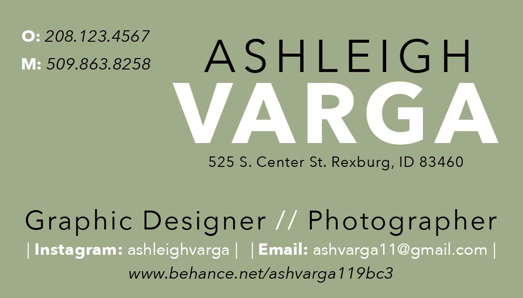 Art 230: Business Card on Behance