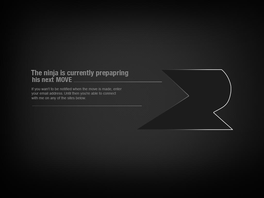 ninja Coming Soon