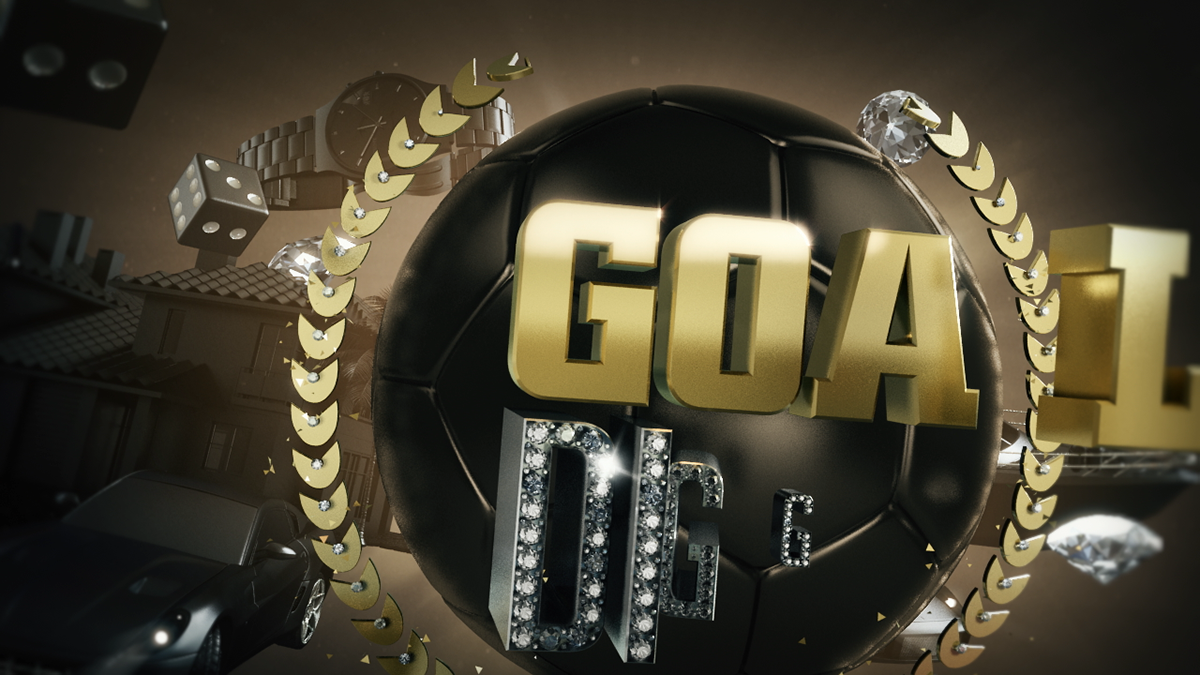 Channel O Broadcast Design football lifestyle