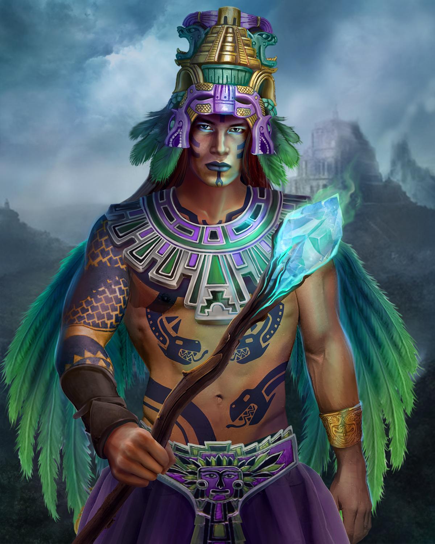 Aztec алтын эмуляторын тегін жүктеп алыңыз