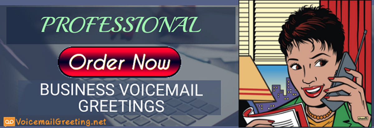 Business voicemail greeting service on pantone canvas gallery business voicemail greeting service m4hsunfo