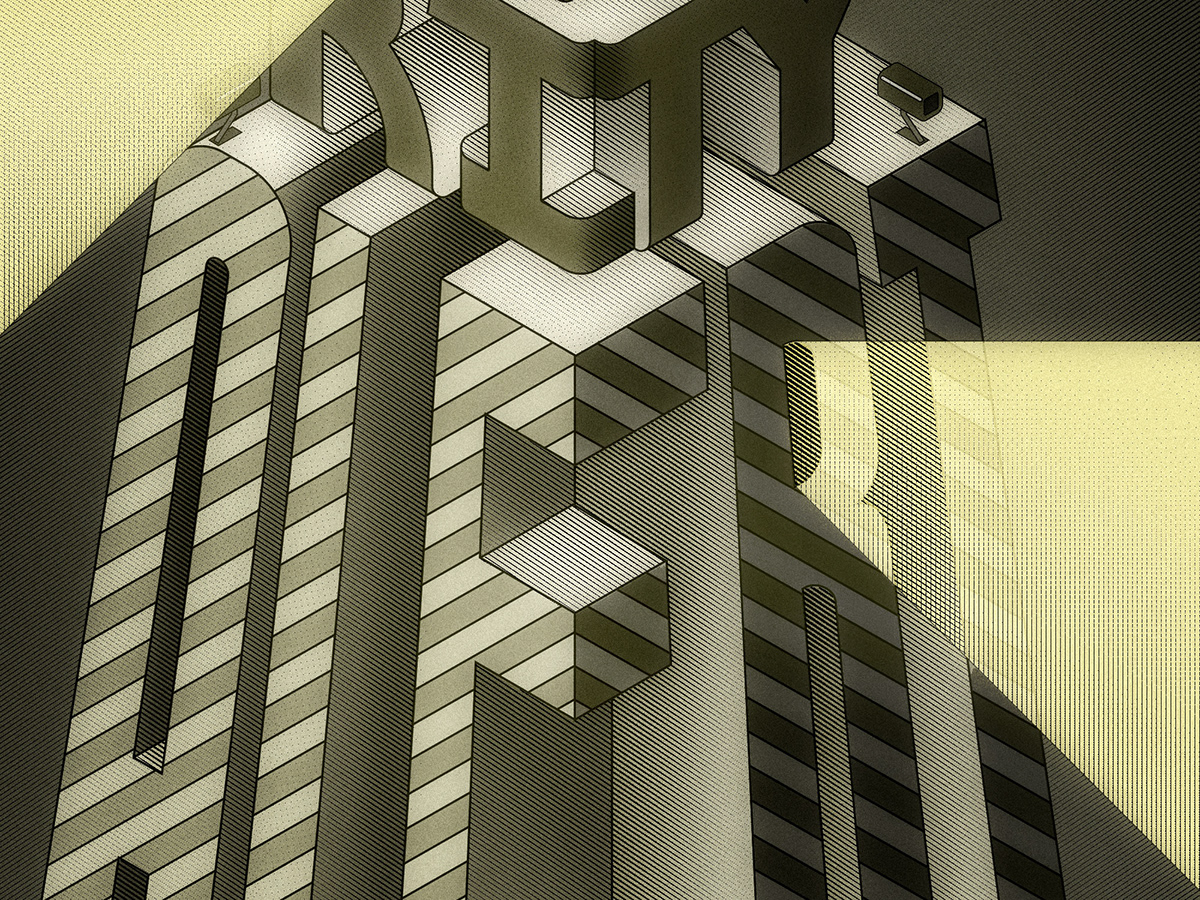 Image may contain: skyscraper, building and geometry