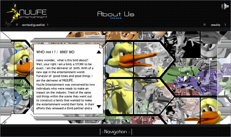 Nulife  entertainment nueva Vida Flash Website stork nyc NJ night life