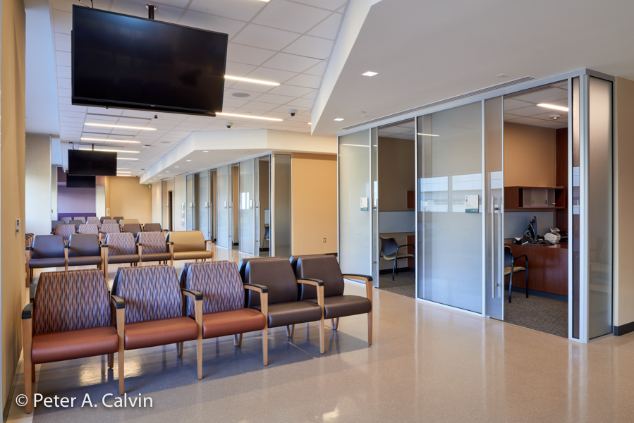 Ron J Anderson Clinic, Parkland Hospital, Dallas, TX on Behance