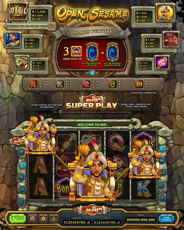 Online Slot Design
