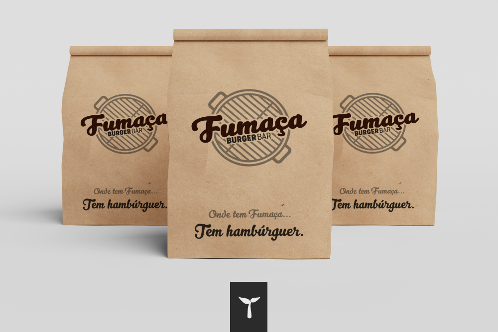Logotipo identidade visual marca logo hamburguer burger hamburgueria Food  bar