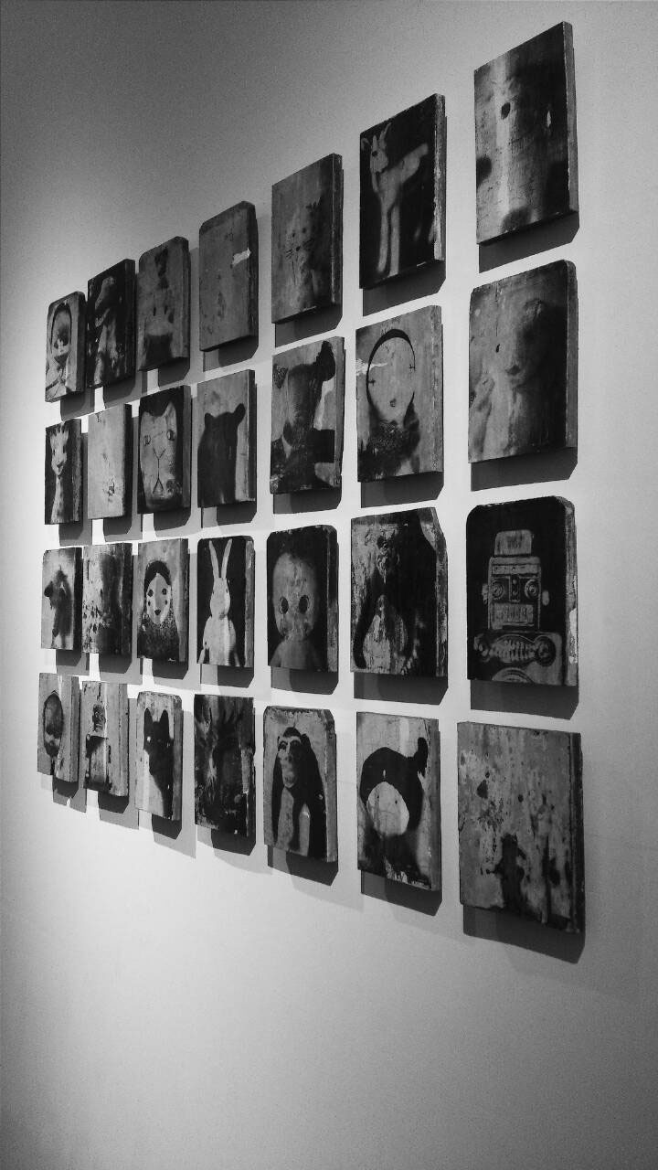 Exhibition  art kota tua