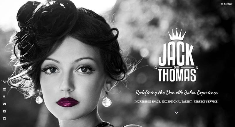 JackThomas salon northern california