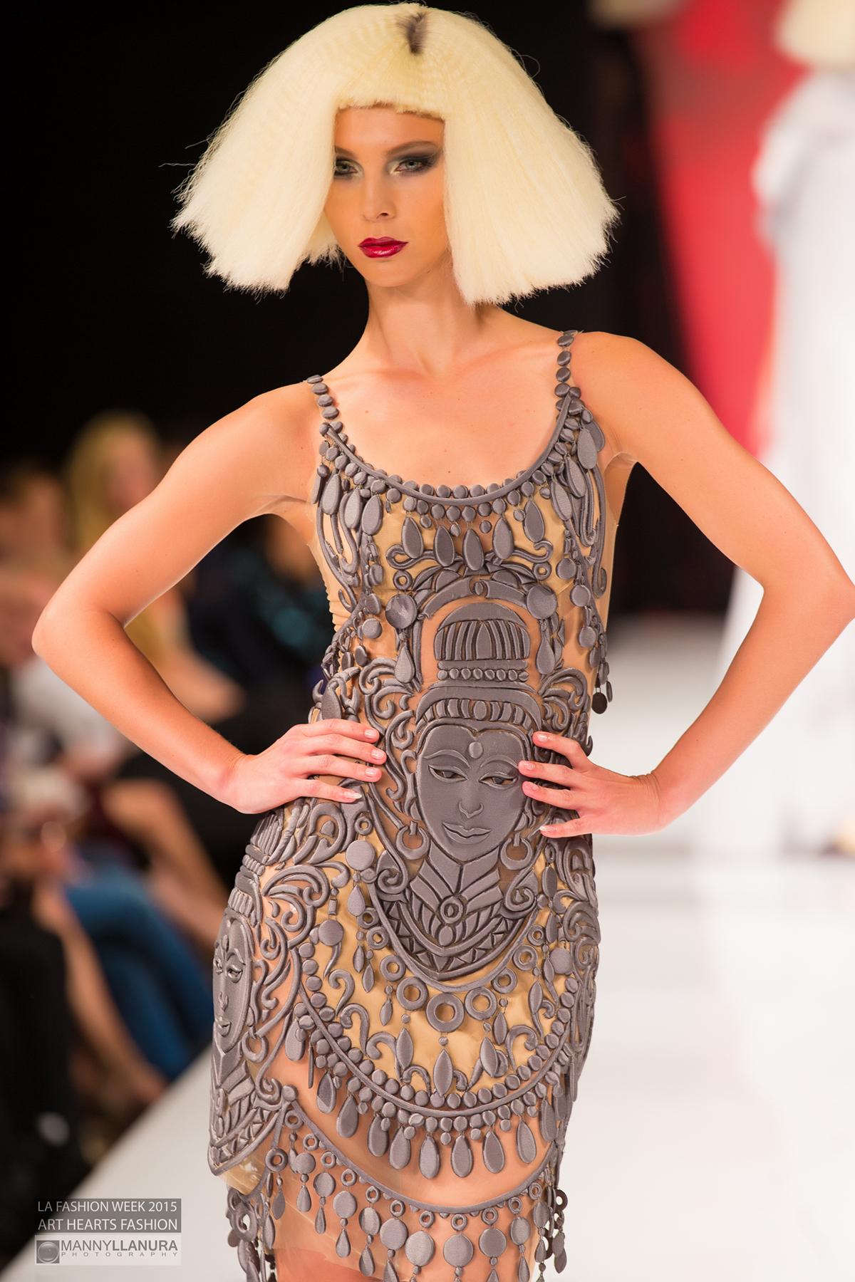 LA Fashion Week LAFW 13