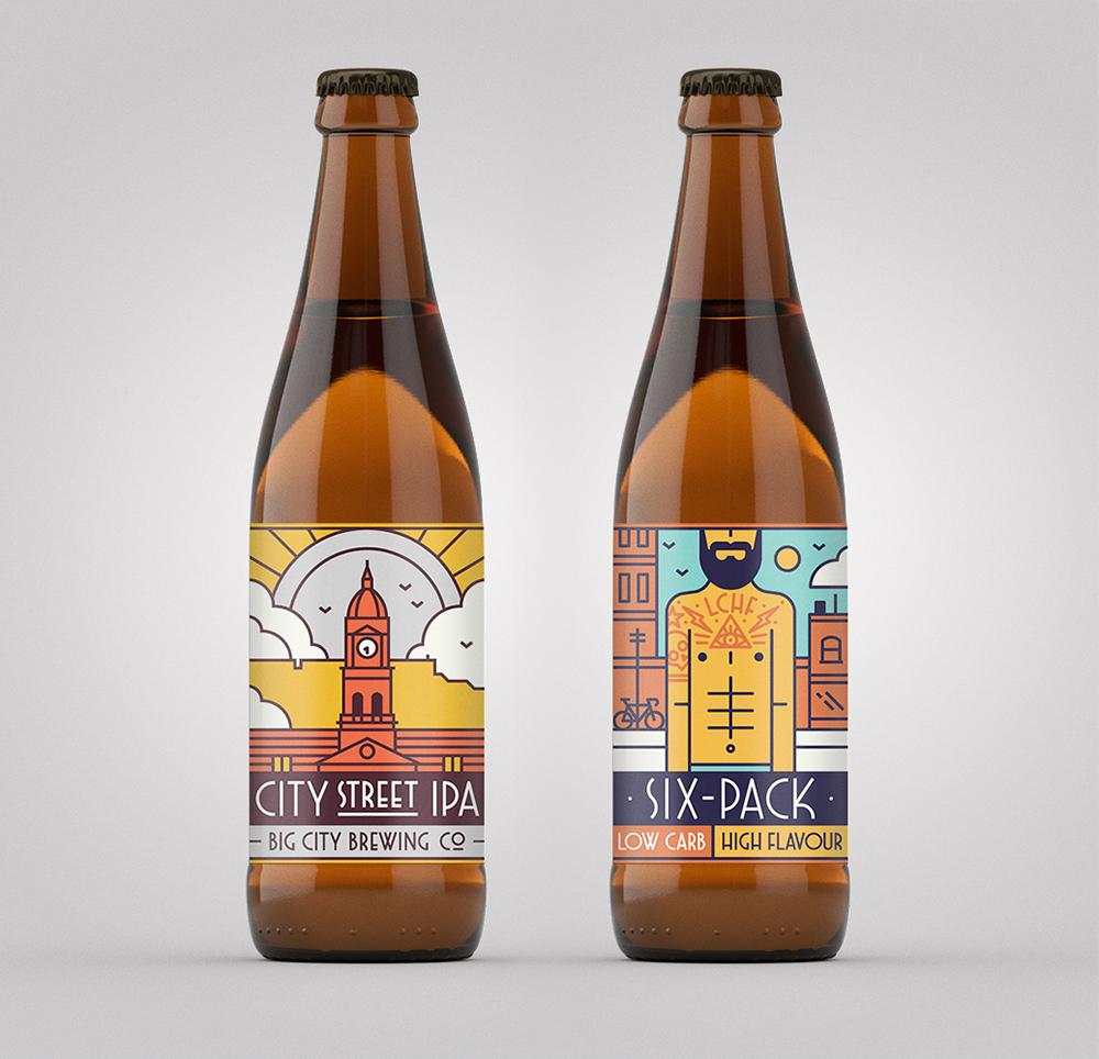 Naked City Brewery Tree Lighting And Brew Santa Tonight