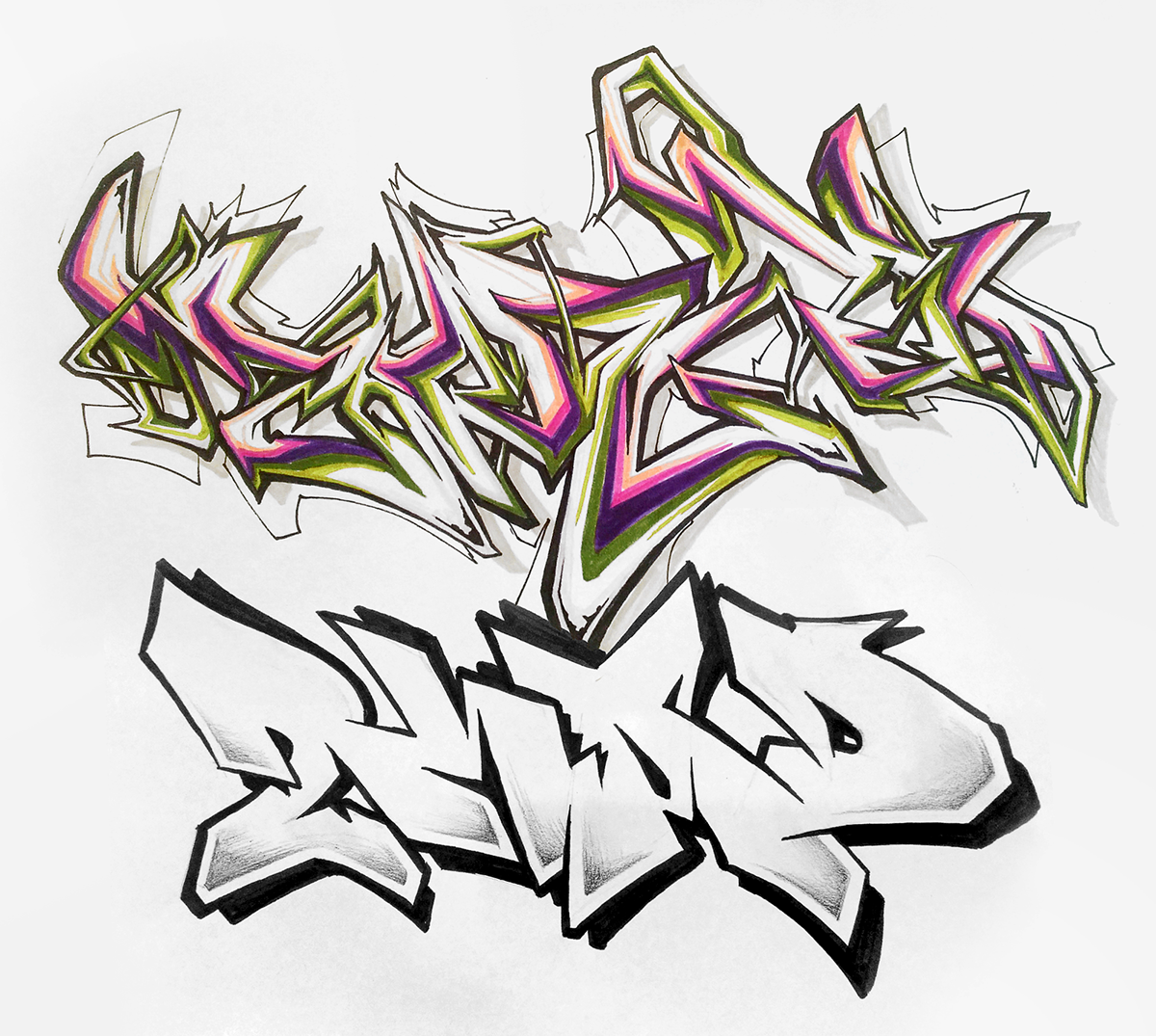 граффити на английском картинки сможете легко