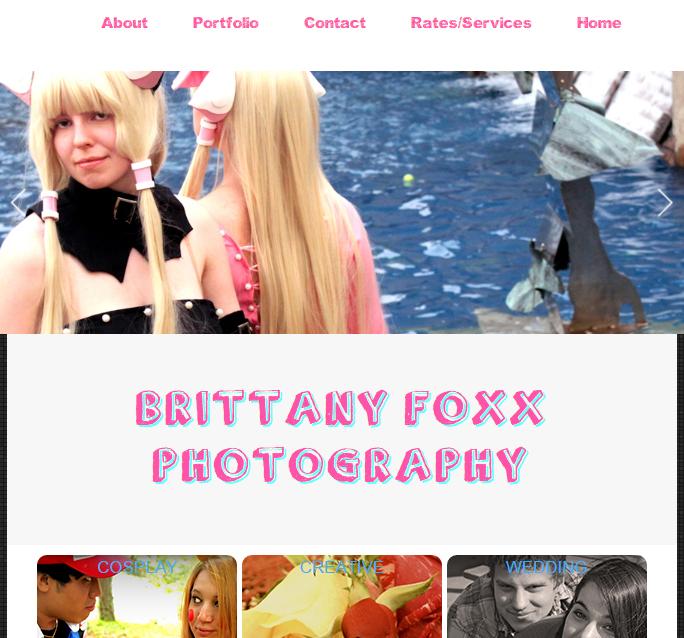 Brittany foxx